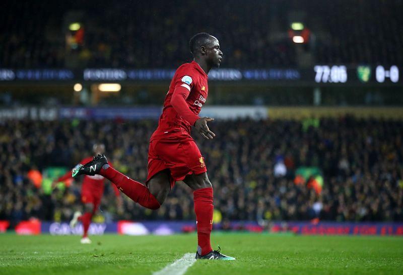 Liverpool have scored 99 goals this season thanks to the likes of Sadio Mane