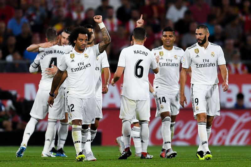 Real Madrid under Zidane improved steadily
