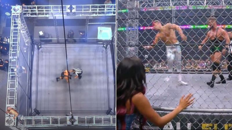 AEW Dynamite Results: Cody almost gets destroyed inside a steel cage, huge title match