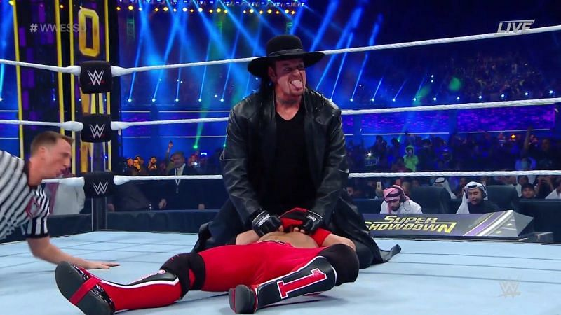 A high-flier like AJ Styles can carry the match against The Phenom