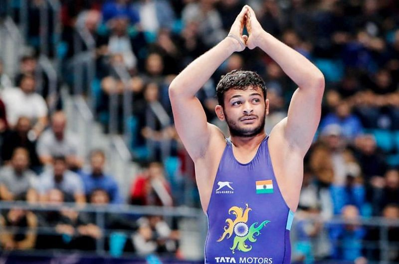 Deepak Punia is confident of winning a medal at the 2020 Tokyo Olympics