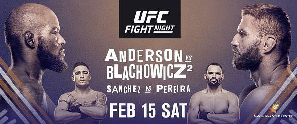 UFC Fight Night 167