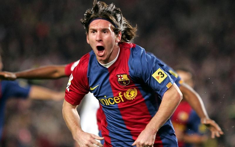 Messi scored a Clasico hat-trick at 19
