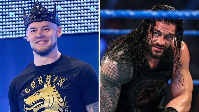 Who will face Roman Reigns after King Corbin?