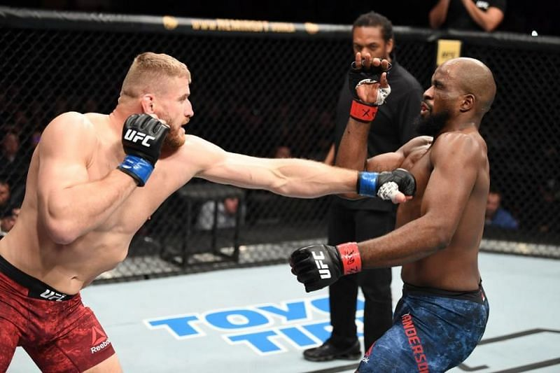Jan Blachowicz may have cemented a title shot with his KO of Corey Anderson