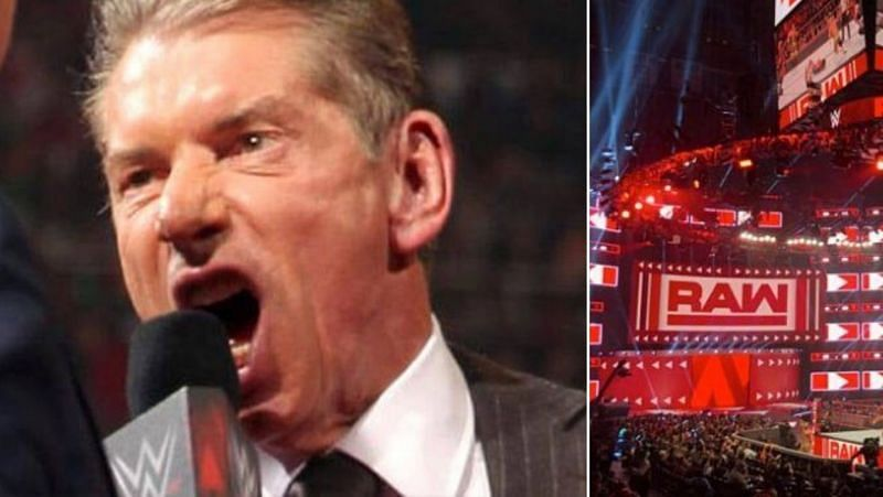 Vince McMahon knew about RAW Superstars