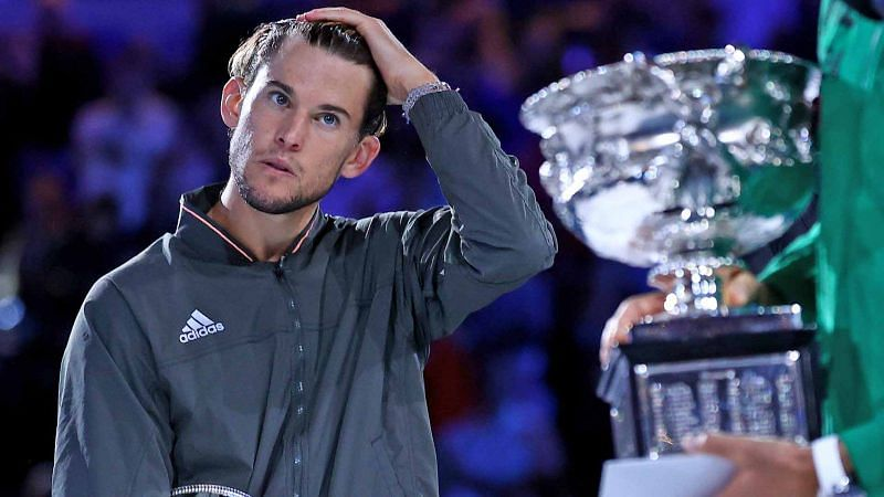 Dominic Thiem reflects on his loss to Novak Djokovic at Australian Open 2020