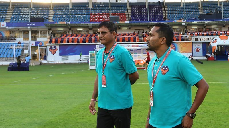 Clifford Miranda will hope to guide FC Goa to the ISL crown