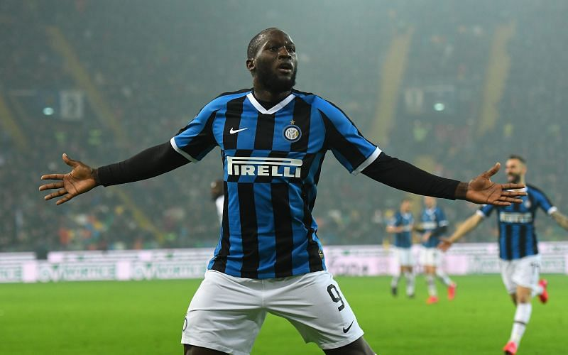 Romelu Lukaku has been fabulous for Inter Milan this season