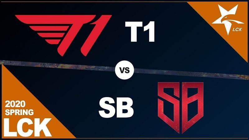 T1 dominated SANDBOX for a 2-0