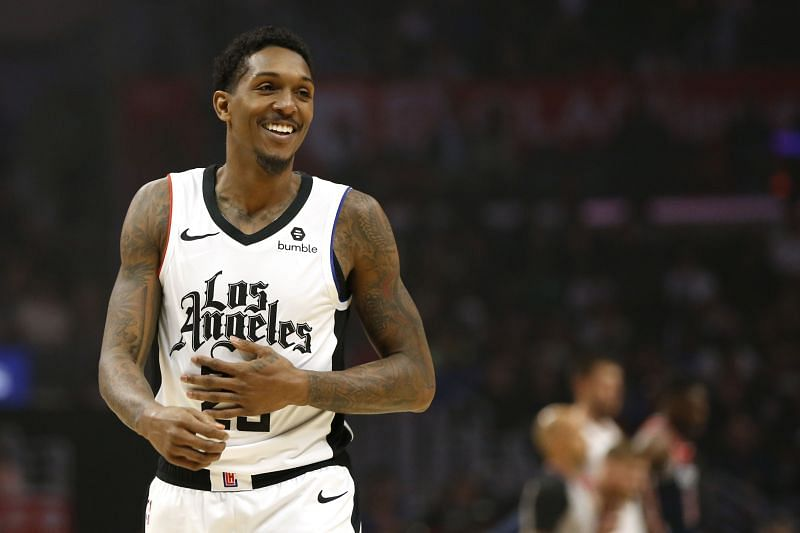 Lou Williams is among the contenders to be named Sixth Man of the Year