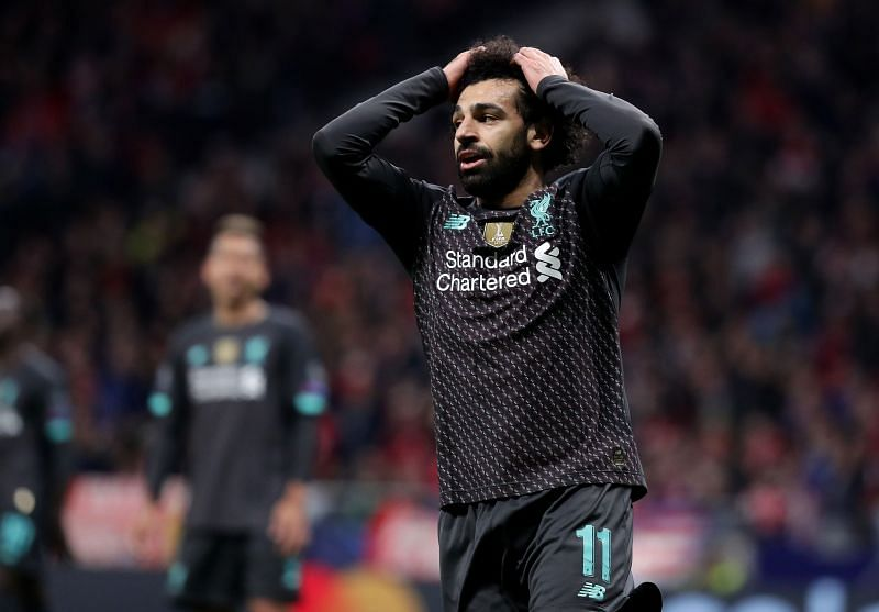 Salah & Co. endured a frustrating day at the office