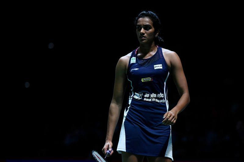P.V. Sindhu who won the India Open in the women