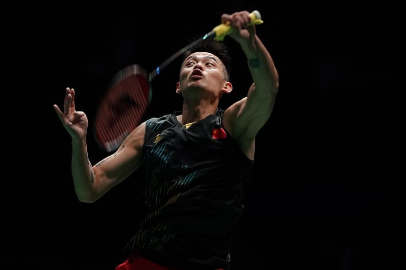 Lin Dan seems to be on the last legs of his career