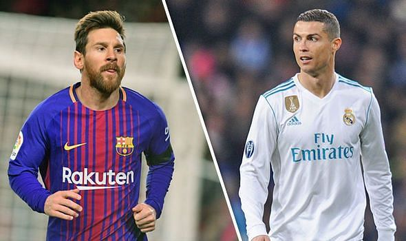 Messi and Ronaldo defined their era