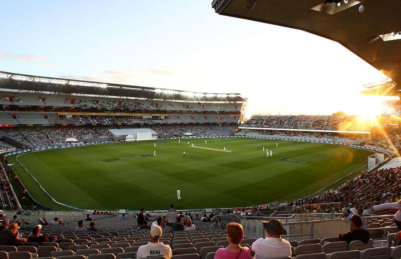 ऑकलैंड क्रिकेट ग्राउंड
