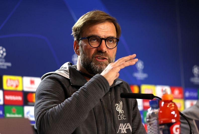 Liverpool FC manager Jurgen Klopp