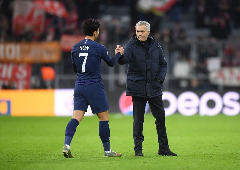 Son will be key if Spurs & Mourinho are to overcome RB Leipzig