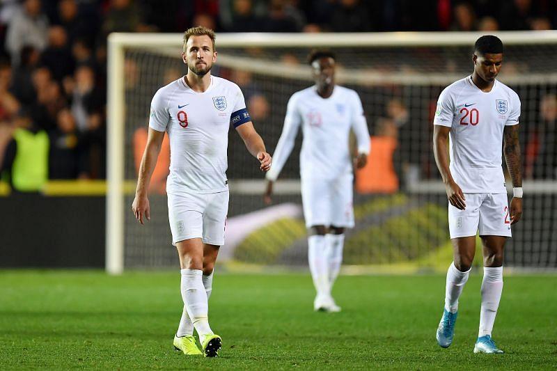 Lengthy injury lay-offs have threatened Rashford and Kane