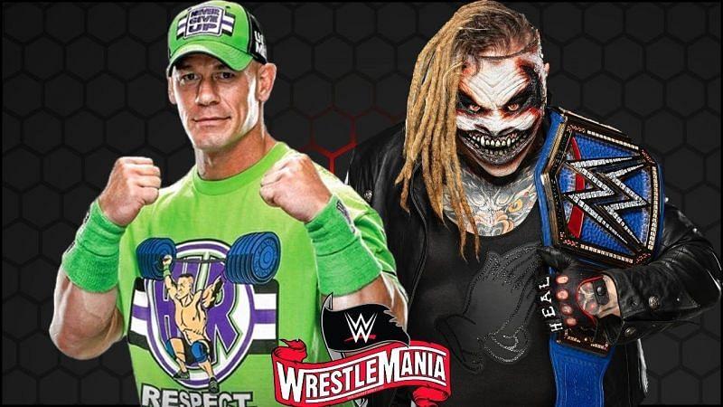 John Cena vs The Fiend!