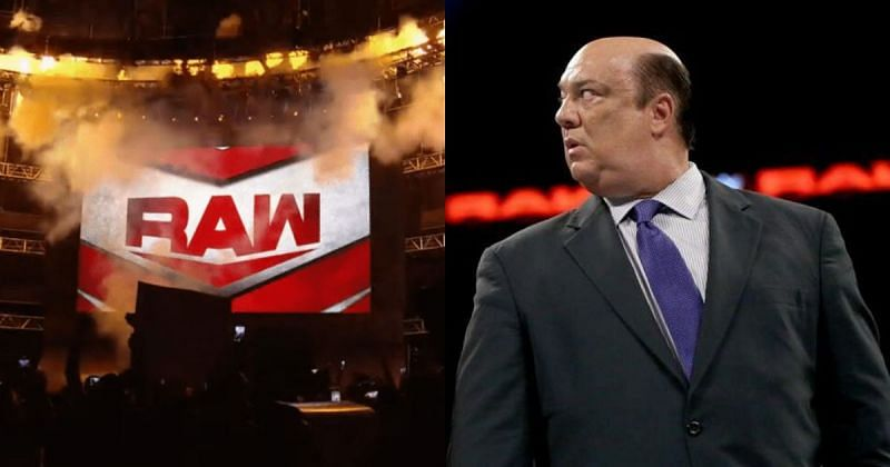 RAW Arena/Paul Heyman