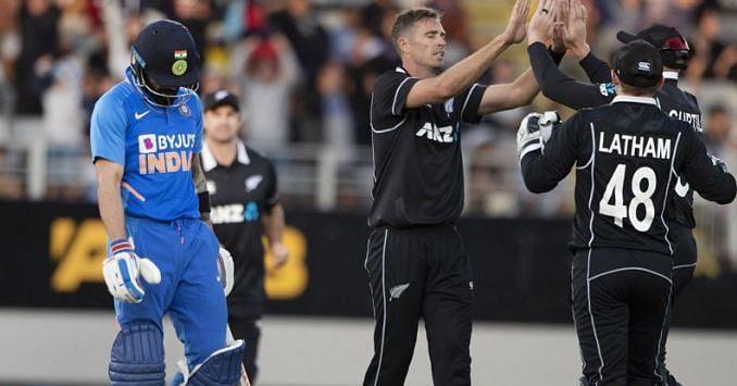 न्यूजीलैंड vs भारत