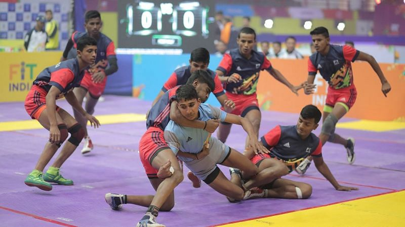 The kabaddi competition in Khelo India University Games 2020 is set to begin on the sixth day.