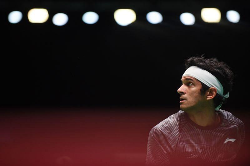 Ajay Jayaram stole the show at the Barcelona Spain Masters 2020 on Thursday