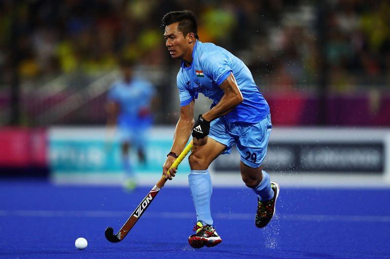 Chinglensana is a key midfielder in the Indian team