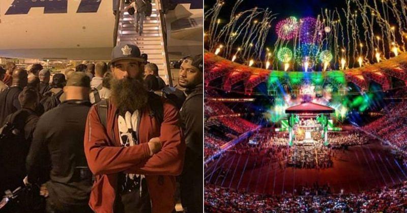 WWE heads back to Saudi once again