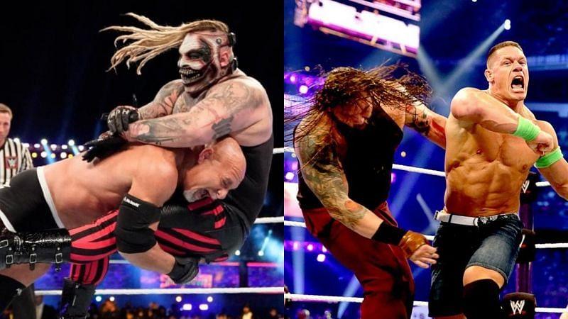 We feel for you, Bray Wyatt!