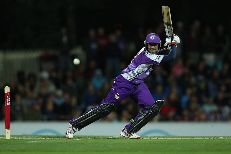 Owais Shah has played for Hobart Hurricanes in the Big Bash League