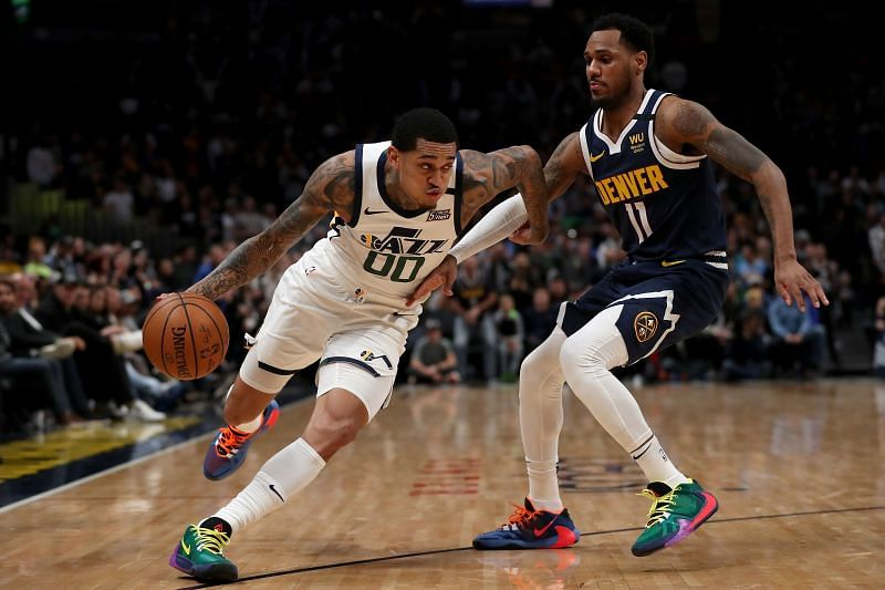 Jordan Clarkson has been excellent since being traded to the Utah Jazz