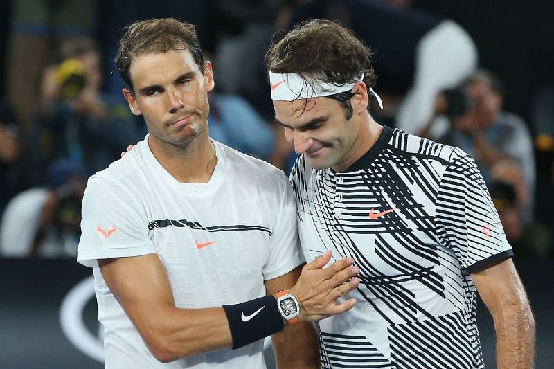 Federer and Nadal : One of tennis most fascinating rivalries since 2005