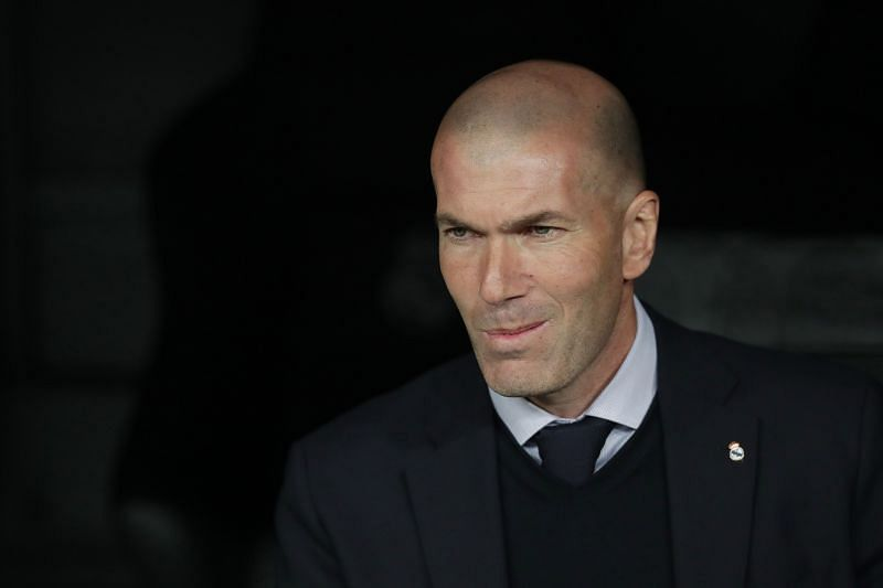 Enter caption Real Madrid v Manchester City - UEFA Champions League Round of 16: First Leg