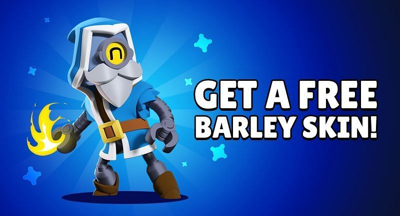Wizard Barley from Brawl Stars, Supercell