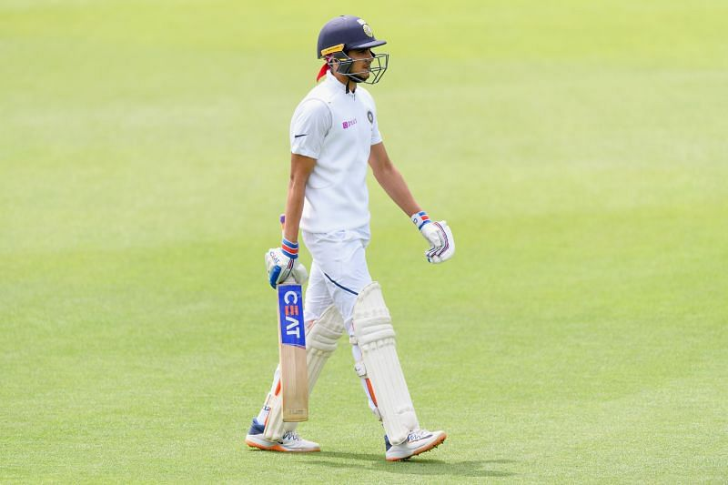 Gill was in scintillating form for India A during the five-match unofficial Test tour against New Zealand A