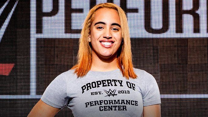 Simone Johnson has reported to the Performance Center