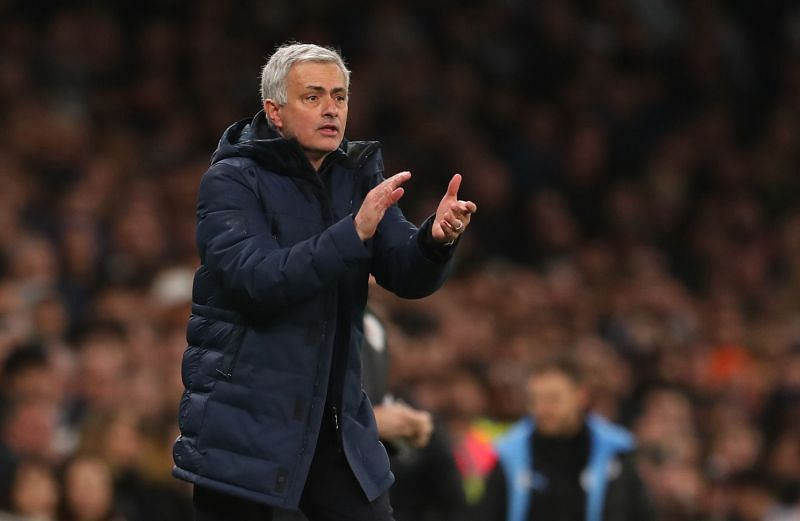 Jose Mourinho needs reinforcements in some positions at Tottenham
