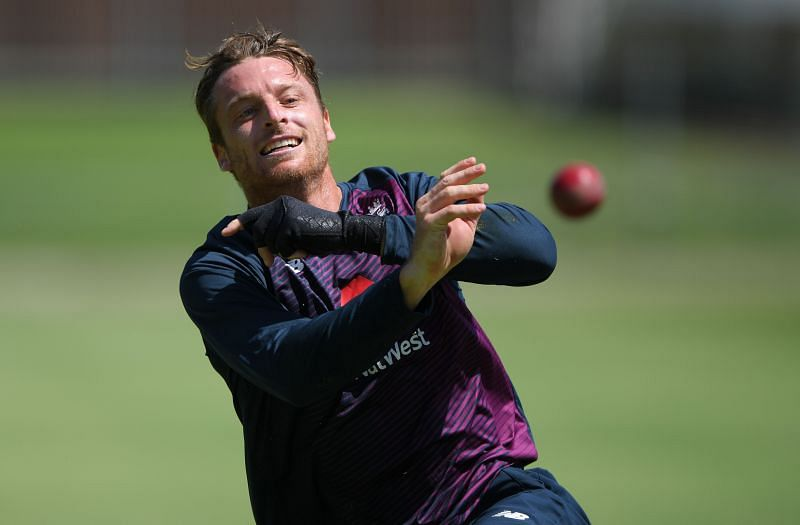 Jos Buttler played an important role in England