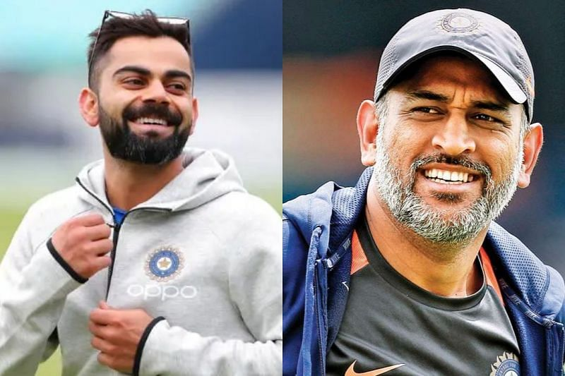 Virat Kohli and MS Dhoni are among the top 2 in this list