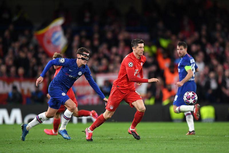 Chelsea lost 3-0 to Bayern Munich
