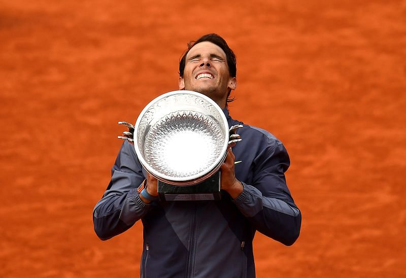 Winning the French Open will give Nadal an edge in the race towards most slams