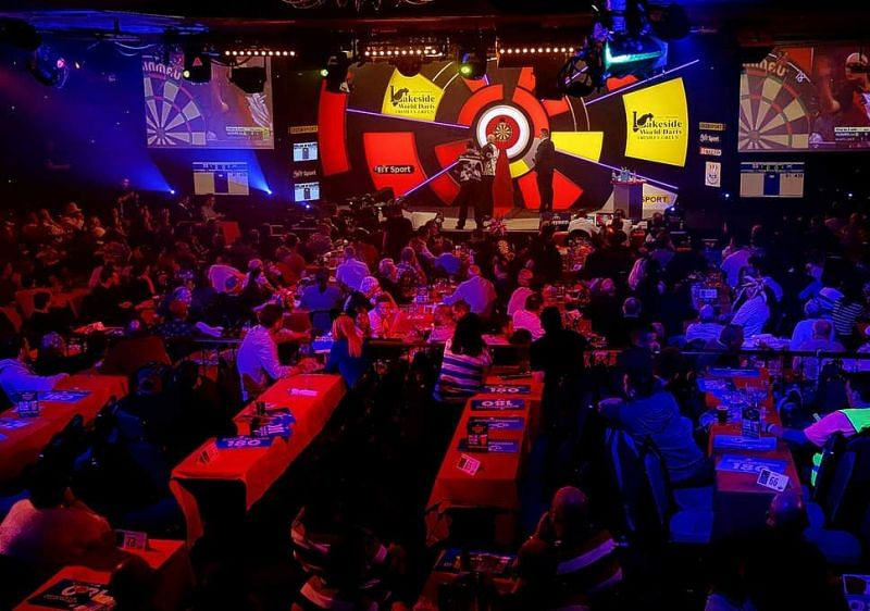 The Lakeside was an iconic venue for the BDO from 1986 to 2019.