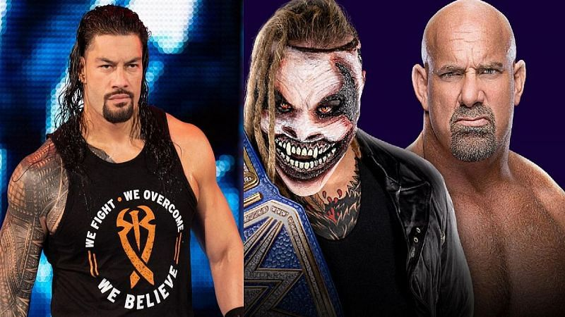 Who does Reigns wants to face at WrestleMania 36?