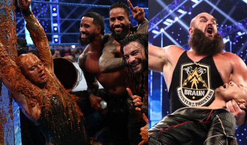 SmackDown का एपिसोड काफी जबरदस्त रहा