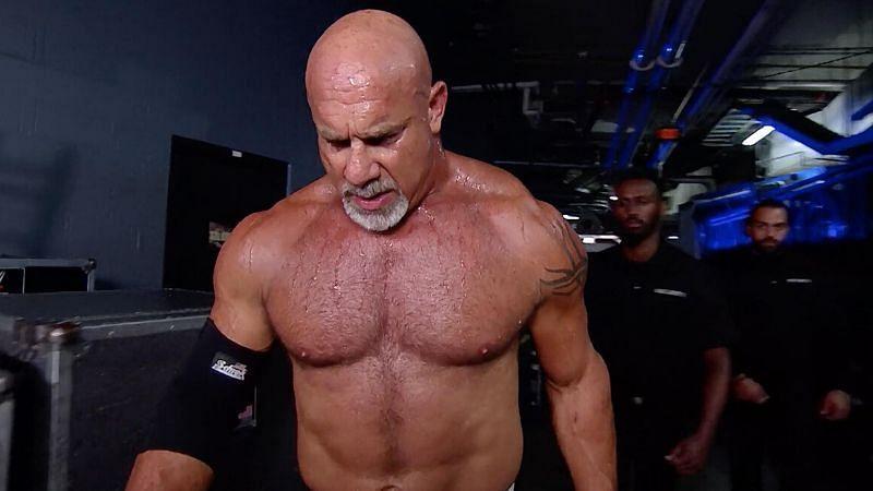 Goldberg is a former Universal Champion