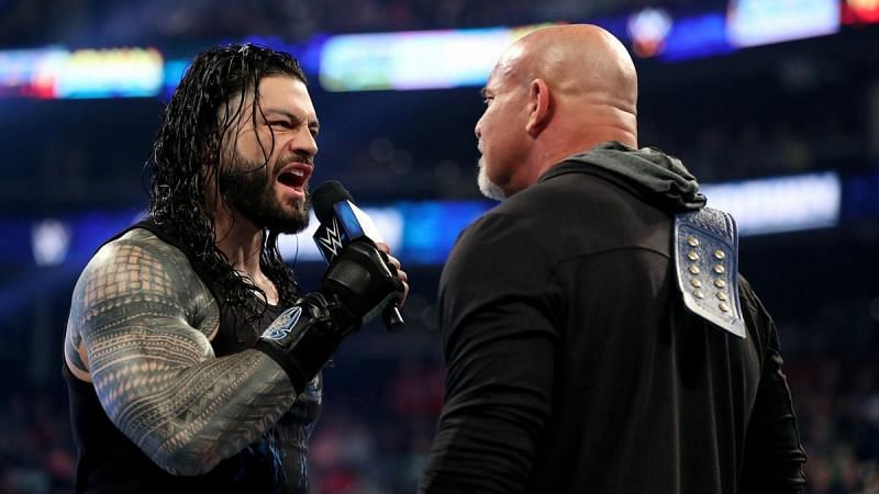 Roman Reigns will miss his first WrestleMania since his debut