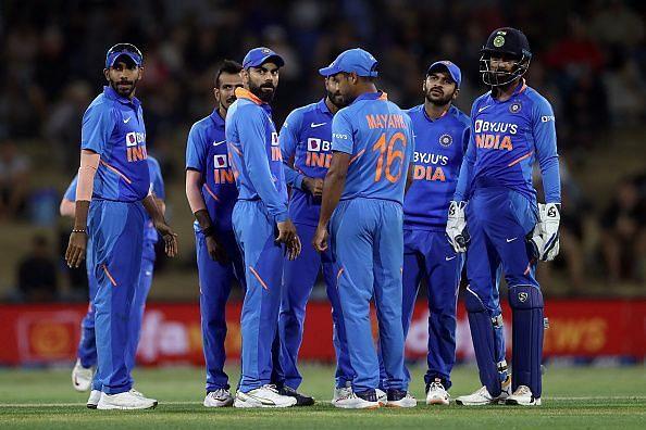 भारतीय टीम में हुए बड़े बदलाव