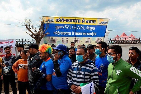 कोरोना वायरस के कारण आईपीएल पर खतरा
